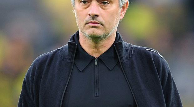 Jose Mourinho continues to flirt with the possibility of returning to England