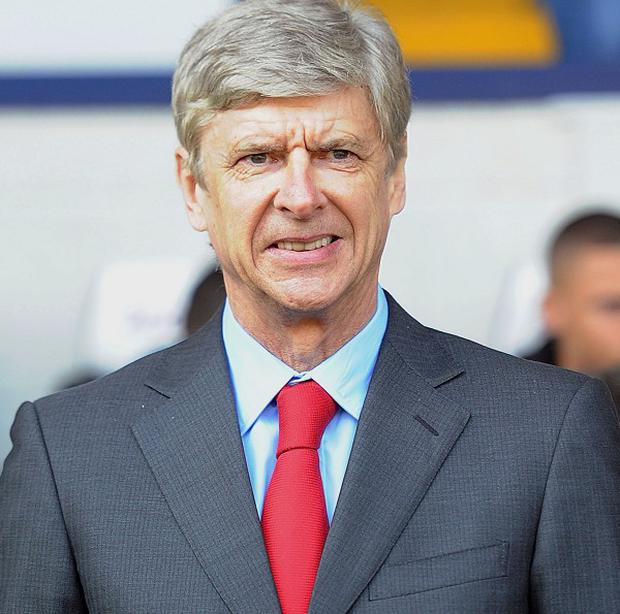 Arsene Wenger has another year left to run on his current deal