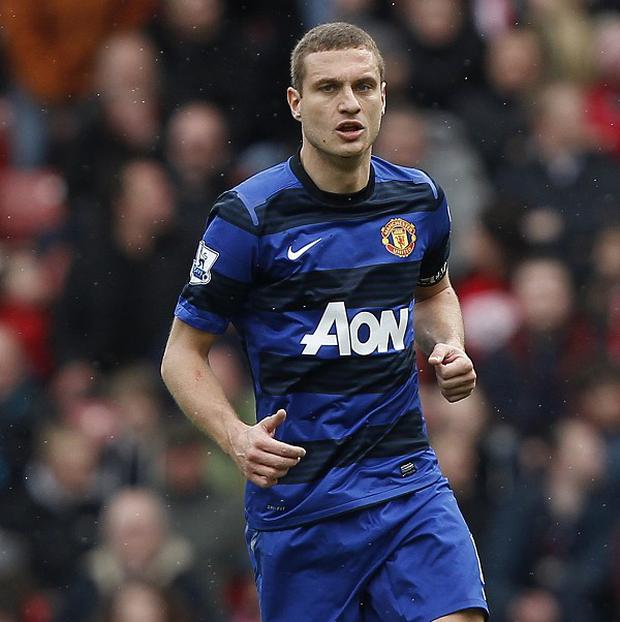 Nemanja Vidic insists Manchester United want to finish the season in 'good style'
