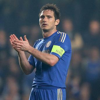 Frank Lampard, pictured, has long been admired by Sir Alex Ferguson