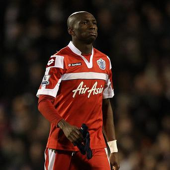 Stephane Mbia joined QPR last summer