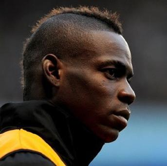 Mario Balotelli could line up against Manchester City this summer
