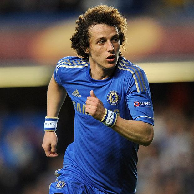 David Luiz has established himself as a key player in Chelsea's Champions League-chasing side
