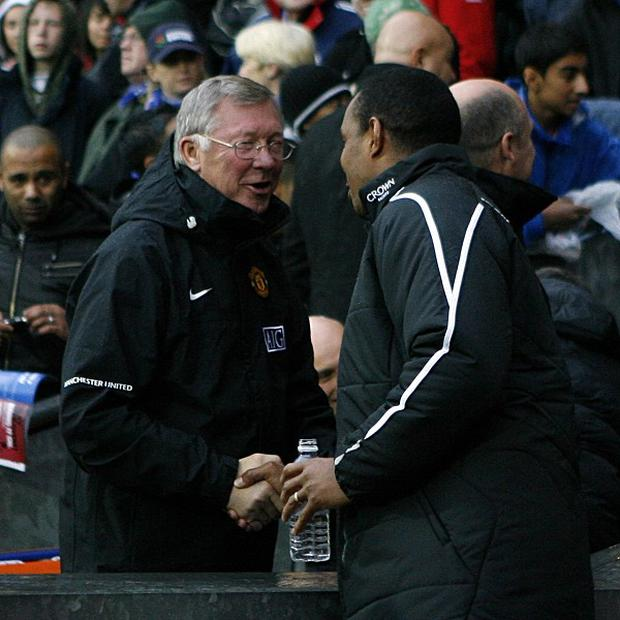 Paul Ince, right, believes replacing Sir Alex Ferguson will be difficult with the new man having to 'deal with the Man United legacy'