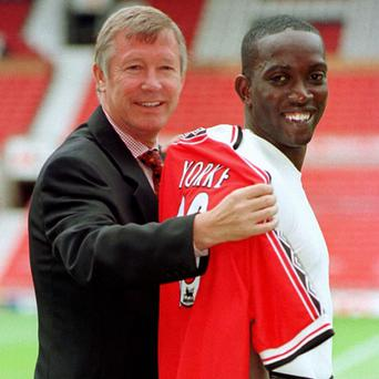 Dwight Yorke, right, believes 'there was a big announcement supposed to be happening tomorrow and not today'