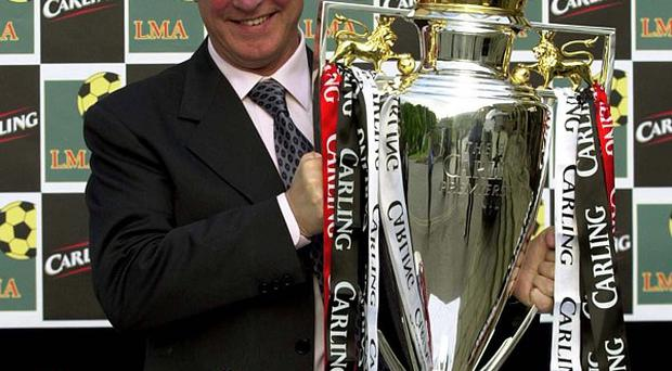 Richard Scudamore hailed Sir Alex Ferguson's 'great contribution to the Premier League'