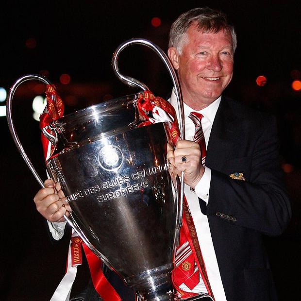 Sir Alex Ferguson bows out on a high after winning his 49th trophy with Manchester United this season