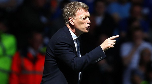 David Moyes interviewed for the assistant manager role at Manchester United 15 years ago