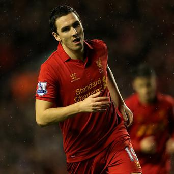 Stewart Downing wants to remain at Liverpool