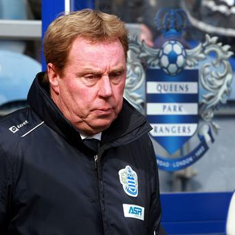 Harry Redknapp has already turned his focus to next year
