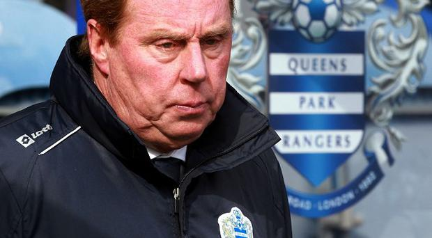 Harry Redknapp spoke to a Sunday newspaper recently