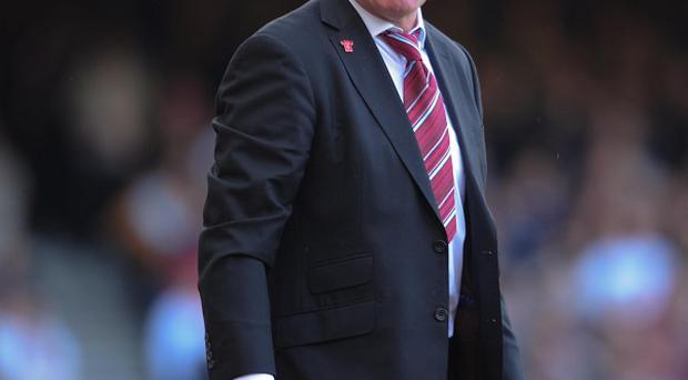 Sam Allardyce led West Ham back into the top flight at the first attempt