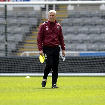 Alan Pardew acknowledges he could be the fall guy for Newcastle's poor season