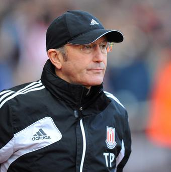 Tony Pulis believes Stoke have now established themselves in the top flight