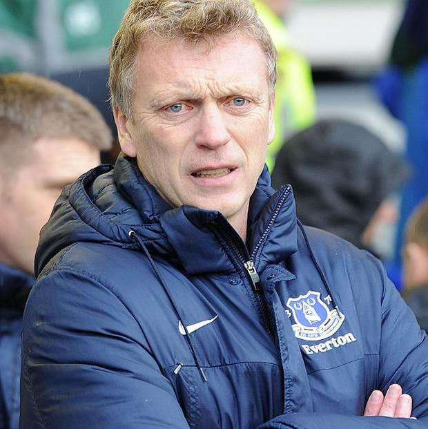 David Moyes wants the focus of the game with West Ham to be the Everton players
