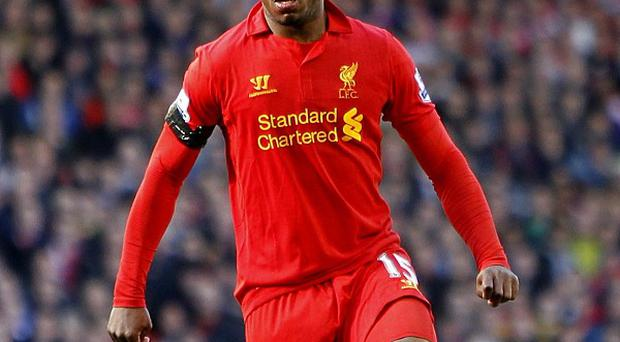 Daniel Sturridge slammed in a hat-trick for Liverpool to down Fulham