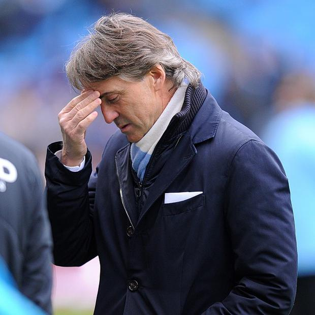 Roberto Mancini has lost his job at Manchester City