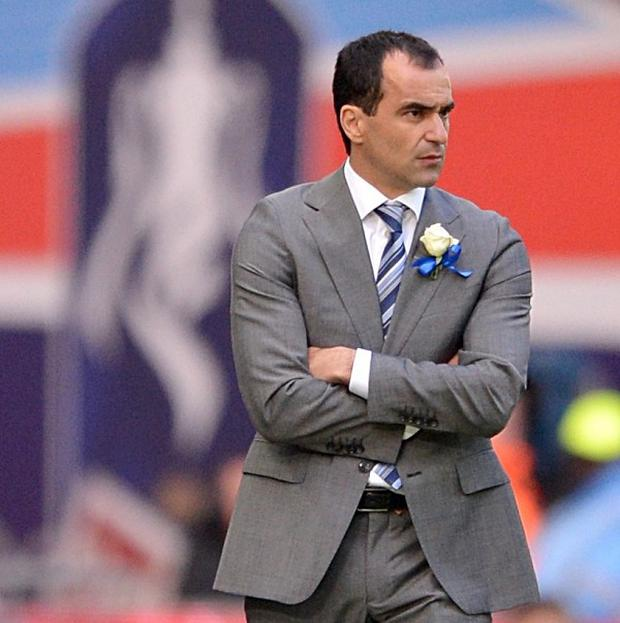 Roberto Martinez guided Wigan to their first major trophy on Saturday