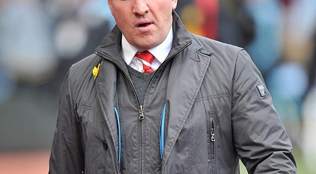 Brendan Rodgers believes Liverpool can realistically target the top four next season