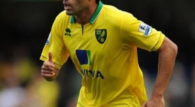 Javier Garrido has agreed to sign for Norwich permanently