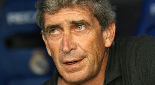 Manuel Pellegrini is favourite to take over the Manchester City hotseat