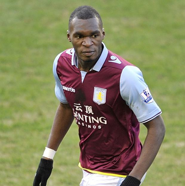 Paul Lambert is hoping to keep Christian Benteke, pictured, at Aston Villa
