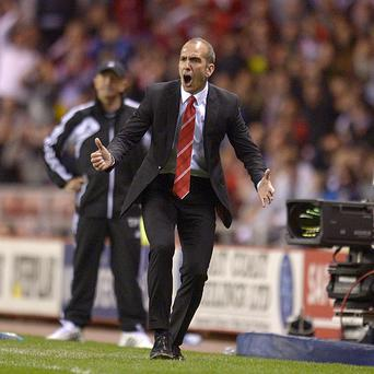 Paolo Di Canio has no doubt he can improve Sunderland's fortunes next season