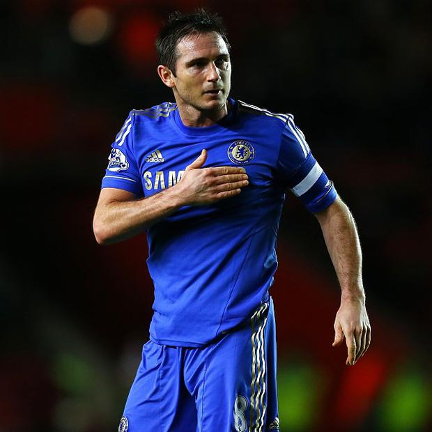 Frank Lampard recently became Chelsea's record goal scorer