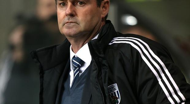 West Bromwich Albion manager Steve Clarke wants to get back to winning ways on Sunday