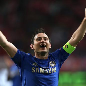 Frank Lampard has signed a new deal at Chelsea