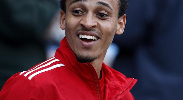 Peter Odemwingie was linked with a move to QPR in January