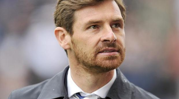 Andre Villas-Boas has been linked with Paris St-Germain