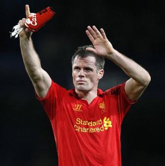 Jamie Carragher will miss the buzz of playing at the highest level