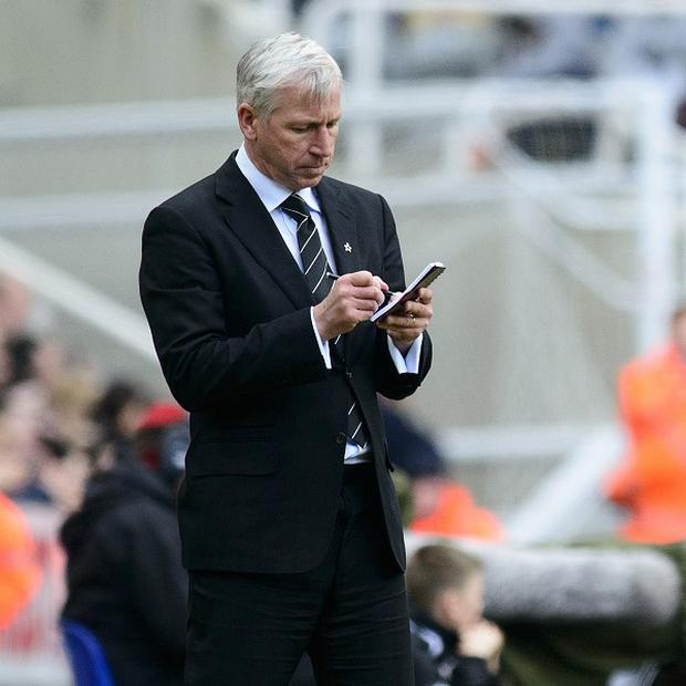 Alan Pardew's Newcastle could finish the season as high as 10th if they beat Arsenal