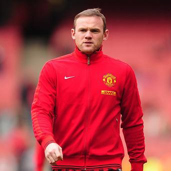 Wayne Rooney will not feature for Manchester United against West Brom