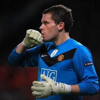Ben Foster left Manchester United in 2010
