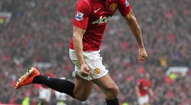 Rio Ferdinand's previous deal at Old Trafford expired this summer