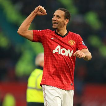 Rio Ferdinand is targeting more success with Manchester United after signing a new contract