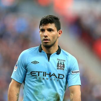 Sergio Aguero says there 'is no reason' to leave Manchester City
