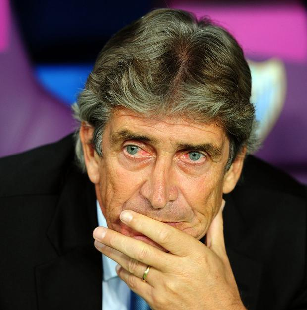 Manuel Pellegrini is the front-runner for the Manchester City job