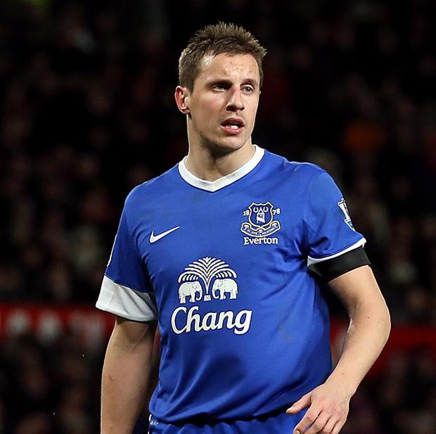 Phil Jagielka says he will definitely be at Everton next season