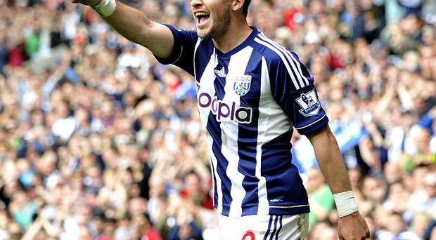 Shane Long scored 11 goals for West Brom this season