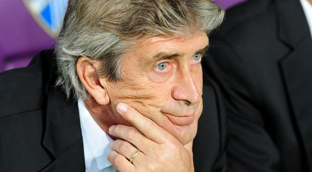 Manuel Pellegrini is widely tipped to be Manchester City's next manager