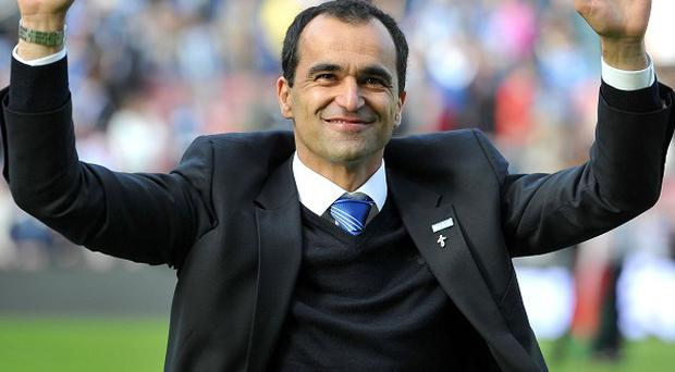 Roberto Martinez appears to be on the verge of taking over as Everton boss