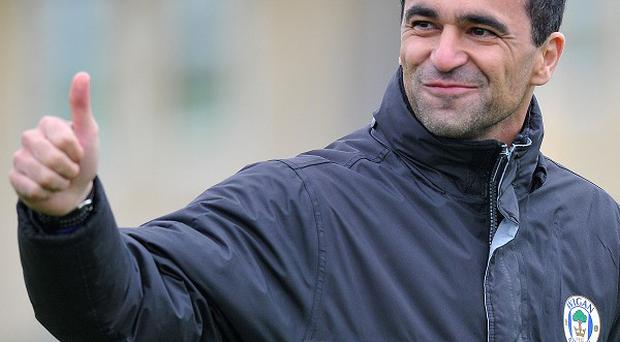 Roberto Martinez is the new Everton manager