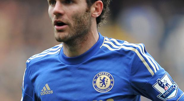 Juan Mata wants to add a Premier League winners' medal to his collection
