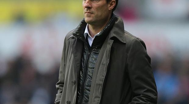 Michael Laudrup has been left frustrated by Swansea's transfer activity this summer