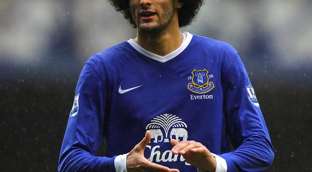 Marouane Fellaini has been linked with a move away from Everton