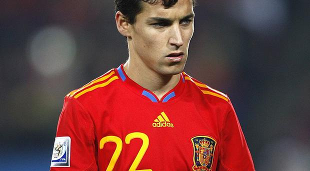 Spain international Jesus Navas will be playing Premier League football next season