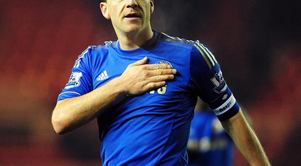 John Terry is set to keep the armband for next season